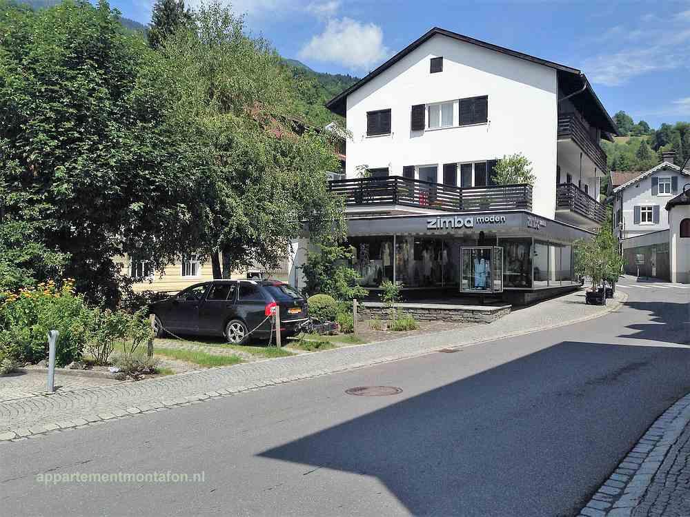 Dorfplatz Schruns