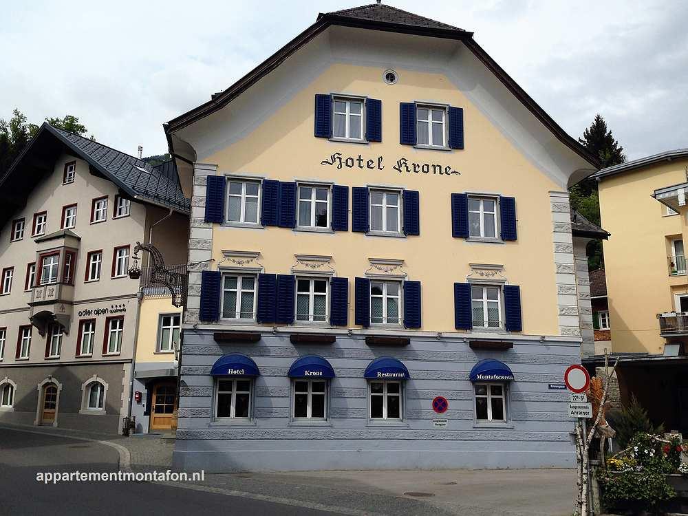 Hotel Krone Schruns