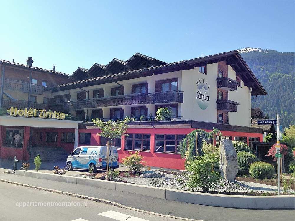 Hotel Zimba Schruns Montafon